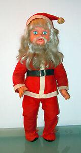 Rare-Doll-Santa-Claus-Vintage-Doll-Santa-Claus-50s-Christmas-Furga