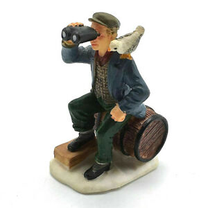 Lemax-2001-Lighthouse-Keeper-Village-Collection-Accessories-12482A-Retire-Rare