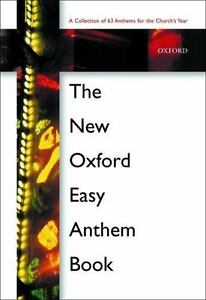 New-Oxford-Easy-Anthem-Book-UK-IMPORT-BOOK-NEW