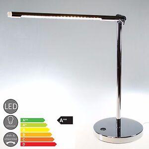 tb1308 smd led tischleuchte schreibtischleuchte dimmbar a lampe schreibtisch ebay. Black Bedroom Furniture Sets. Home Design Ideas