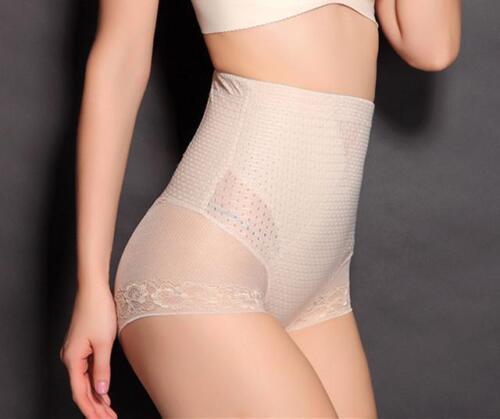 Women Body Shaper Control Slim Tummy Corset High Waist Panty Shapewear Underwear