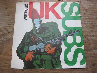 Vg Uk Subs Warhead The Harper I M Waiting 3 Track