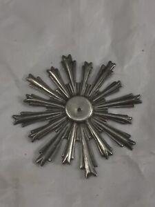 Raggiera-Metallo-Bagno-Oro-6-5-Cm-Bambino-Gesu-accessorio-statue-sacre-aureola
