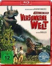 Irwin Allen SUNKEN WORLD - THE LOST WORLD - SPECIAL EDITION Blu-Ray DVD Box
