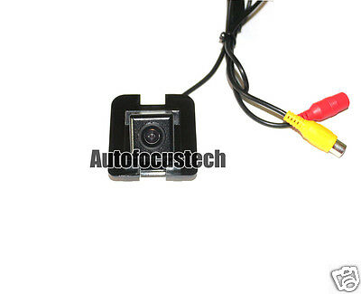 W204 W212 W221 Car Rear View Reversing CCD Camera For Mercedes Benz C/E/S Class