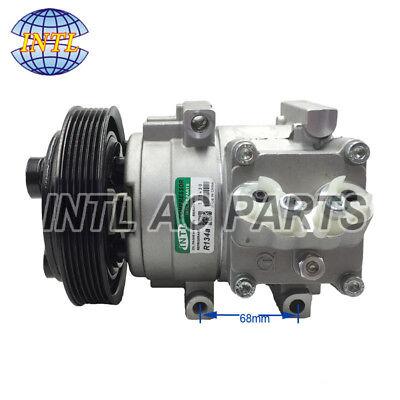 Car Ac Compressor >> New Hcc Halla Hs15 Auto Car Ac Compressor For Ford Fiesta Ecosport Eco Sport 1 6 Ebay