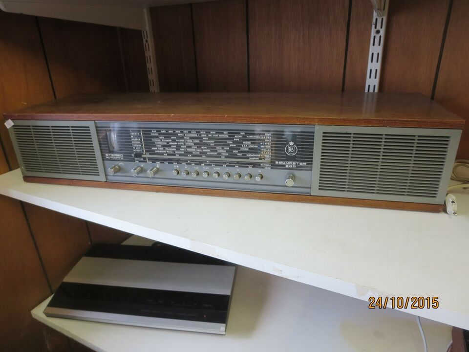Anden radio, Bang & Olufsen