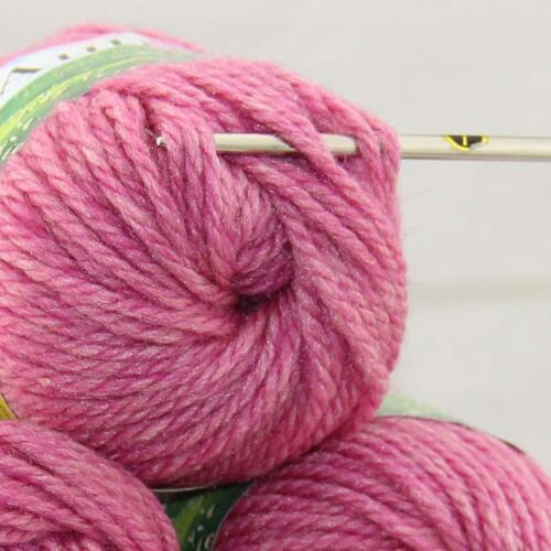 C Sale 3Skeinx50g Soft Chunky Warm Wool Velvet Wrap Shawl Hand Knitting Yarn 12