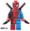 MINIFIGURES-CUSTOM-LEGO-MINIFIGURE-AVENGERS-MARVEL-SUPER-EROI-BATMAN-X-MEN miniatura 55