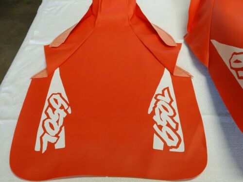 H387 XR650L 1994 MODEL REPLACEMENT SEAT COVER orange