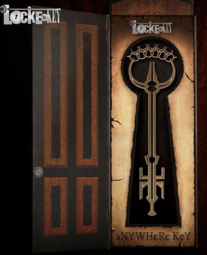 Skelton Crew Locke and Key Anywhere Key Limited Edition