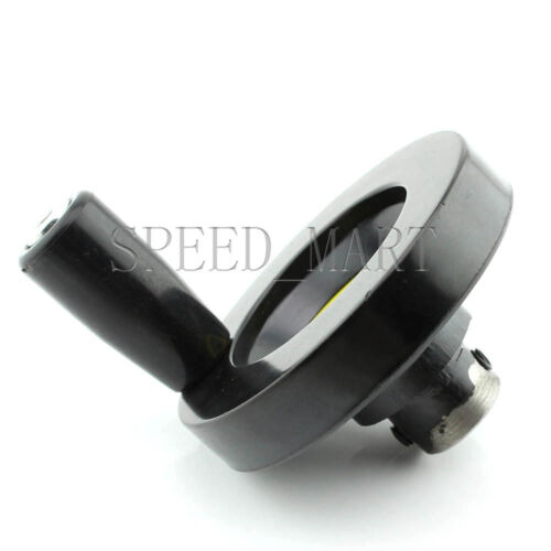 Speed Change 8 x 63mm Back Ripple Hand Wheel Lathe Milling CNC Machine screw