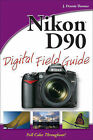 Nikon D90 Digital Field Guide by J. Dennis Thomas (Paperback, 2009)