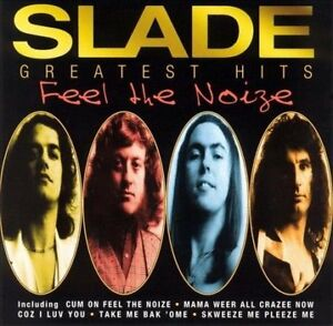 SLADE-Greatest-Hits-Feel-The-Noize-CD-BRAND-NEW-The-Best-Of