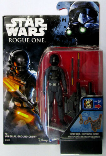 Star Wars Rogue One Imperial Ground Crew 3.75-inch Action Figure HASBRO