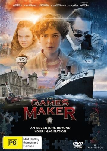 1 of 1 - The Games Maker (DVD, 2016)