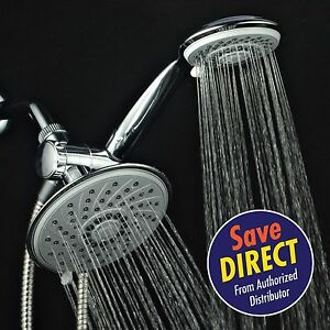 HotelSpa-3-way-Rainfall-Style-Shower-head-with-Handheld-Shower