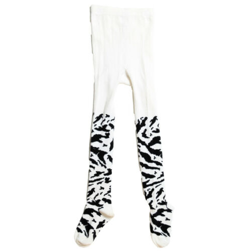 POPUPSHOP Organic Tiger Tights NWT $32.00 Size 3-4 years