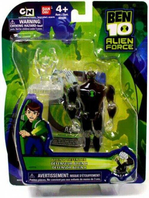 Ben Ben Ben 10 Alien Force Alien X Defender azione cifra 8a3f4b