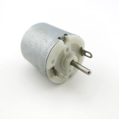 DC 3V 8000RPM Dual Shaft DC Motor Micro R140 Motor for RC Toy Car Boat DIY Parts