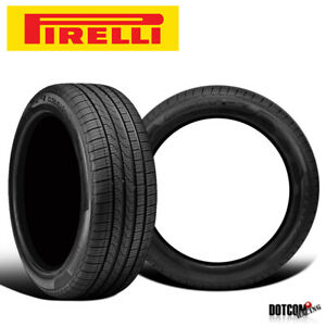 2-X-New-Pirelli-Cinturato-P7-All-Season-Plus-235-50R17-97V-Performance-Tires