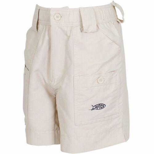 AFTCO Youth Boys B01 Original Fishing Shorts--Pick Color//Size-Free Ship