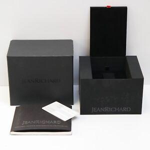 JEAN-RICHARD-BOX-E-PAPER-ANNI-90-SCATOLA-DISPLAY-VINTAGE-MOLTO-RARA-INTROVABILE