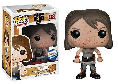 My 100 Complete Funko Pop Walking Dead Collection