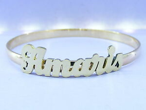 PERSONALIZED-BABY-14K-GOLD-GF-NAME-BANGLE-BRACELET-5mm-WIDE-2-034-IN-DIAMETER-6-034-L