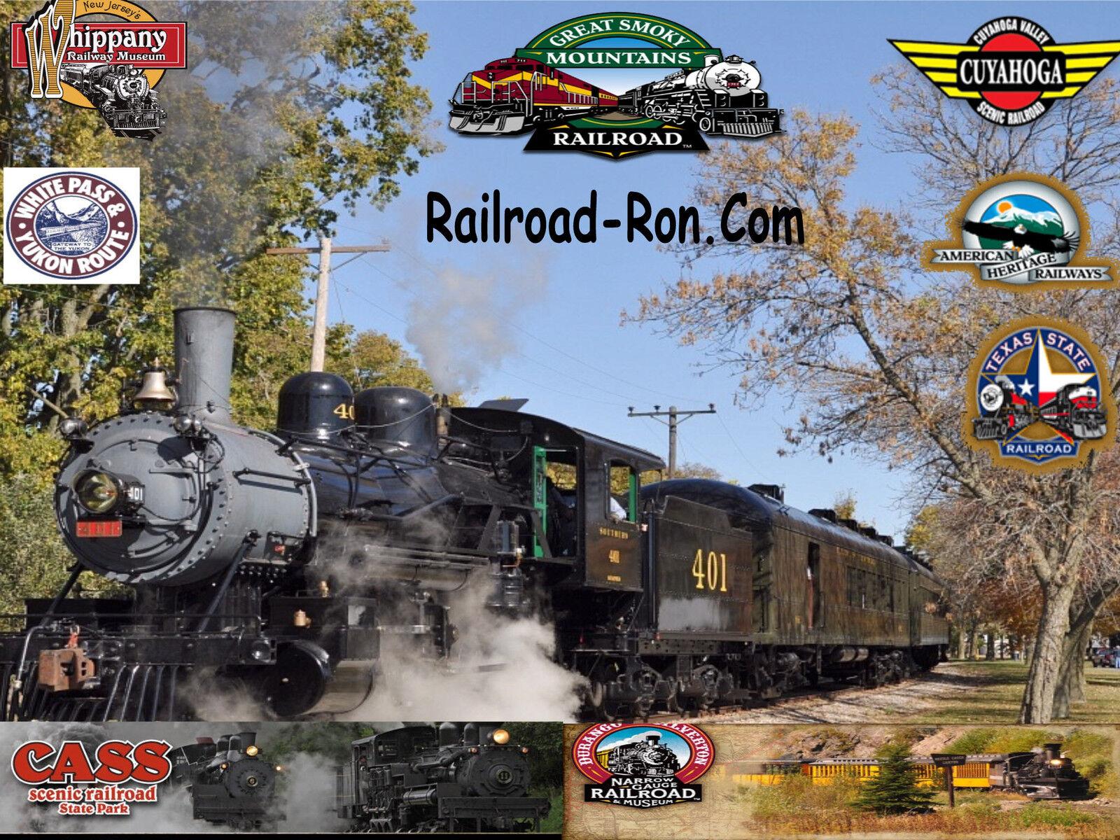 Ho escénica del Sur de ferrocarril Tren De Juguete 0-4-0 Old Time loco de la Línea meridionales R.r.