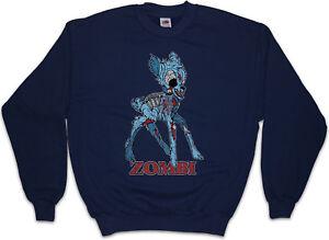 Halloween Zombi Ii Dracula Hert Zombie Sweatshirt Bat Fun Bambi Vampire Trui O4wzndxRHq