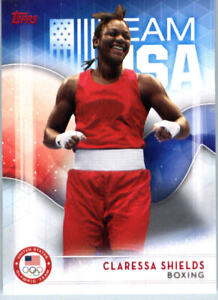 2016-Topps-U-S-Olympic-Team-Base-Singles-Pick-Your-Cards