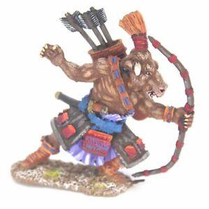 Samurai-Minotaur-Archer-Warhammer-Fantasy-Armies-28mm-Unpainted-Wargames