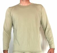 Military Gen Iii Thermal Undershirt, Ecwcs Level 1 Base Layer Shirt Top