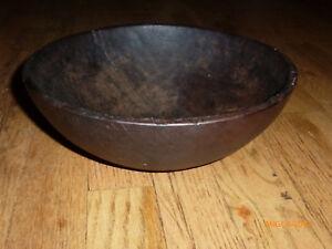 Antique-Wood-Burl-Bowl-AAFA