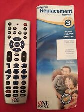 Universal Remote One For All URC-3220 UEI Technology