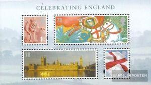 GB-England-Block1-kompl-Ausg-postfrisch-2007-Nationalfeiertag