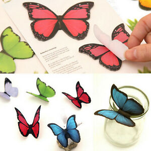 Butterfly-Sticker-Bookmark-Marker-Memo-Flags-Index-Tab-Sticky-Notes-Hot-BDAU