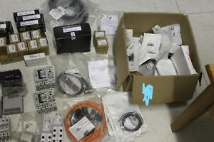 HUGE-collection-of-Misc-Electrical-components-breakers-processors-and-more