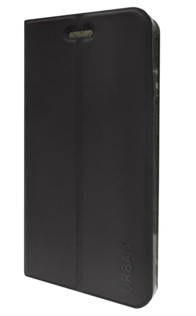 Urban by Aeon Smart Flip Case For Samsung Galaxy S8 Plus Black Genuine Cover
