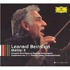 Gustav Mahler - Bernstein/Mahler II: Rückert Songs and the Middle Triology [Box Set] (2005)