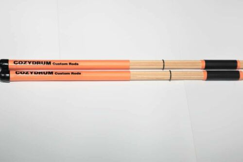 COZYDRUM FOAMERS SLIMS  12MM BIRCH FOAM CORE PRO ROD DRUM STICKS