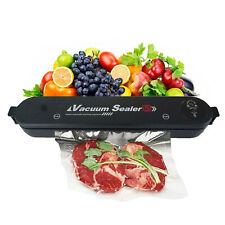 Commercial Vacuum Sealer Machine Automatic Food Preservation Saver With Seal Bags