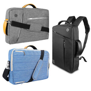 "10.1"" -17.3"" VanGoddy Laptop Backpack Messenger Bag Handbag For Macbook Dell HP"
