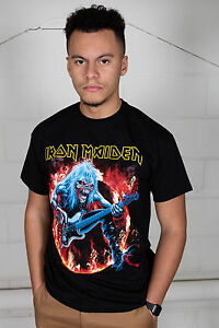 Official-Iron-Maiden-Fear-Live-Flames-Unisex-T-Shirt-Book-Of-Souls-Eddie-Killers