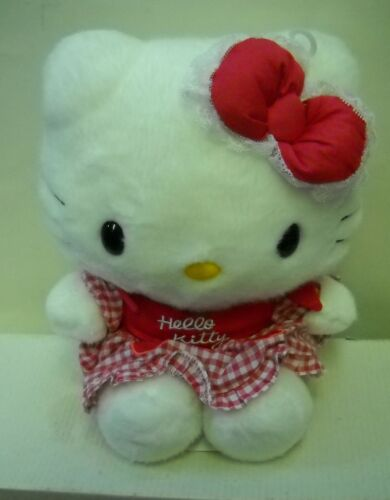 #2557 NWT Sanrio Hello Kitty 9 inch Plush