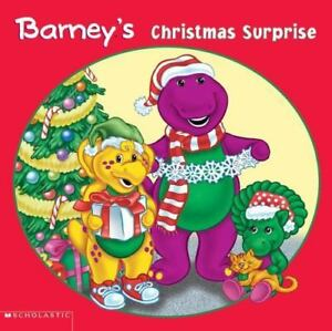 Barney-039-s-Christmas-Surprise-by-Scholastic-Inc