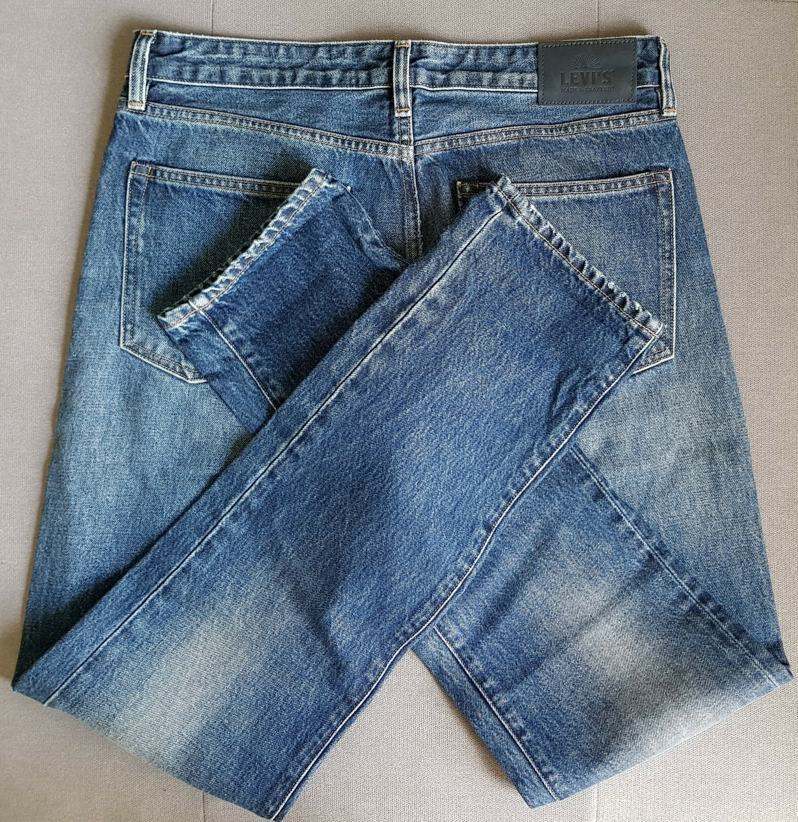Hommes Levis Tack Jeans And Levi's Made Slim Crafted 8q1wa5C