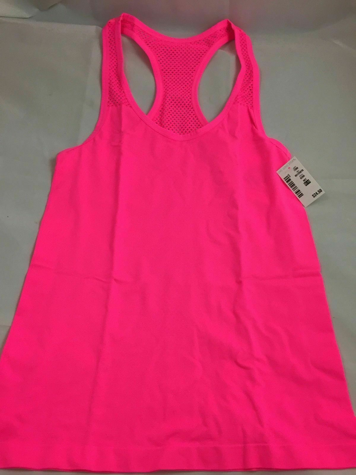 Aeropostale Live Love Dream Yoga Tank Shirt Pink M Clothing Fashion Cute Gift