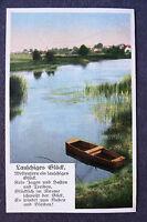 Gedicht - Lauschiges Glück - Serie S.V.D. / SVD / AK 94